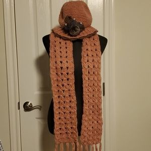 Cozy Scarf and Hat Set